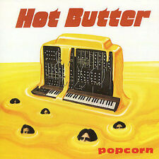 HOT BUTTER - Popcorn (Imp. CD 2005 Castle UK) EXCELLENT, OUT OF PRINT, VERY RARE