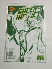 Dynamite GREEN HORNET #1 Dynamic Forces Cool Green Variant