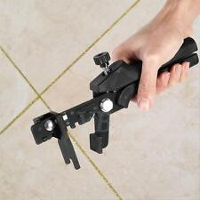 Available 24 * 12cm Black Floor Pliers Tile Locator Leveling System Installation