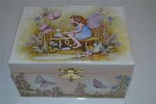 Girls Ballerina Jewellery Music Box, Fairy Toadstool, New! Ideal Gift! unwanted