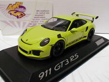 Minichamps WAP0201530H # Porsche 911 (991) GT3 RS Baujahr 2016  lichtgrün 1:43