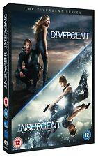 Divergent/Insurgent DVD Double Pack
