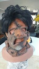 Texas Chainsaw Massacre 2 - Leatherface Reproduction Mask - great for Halloween!
