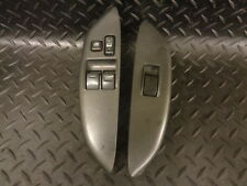2002 TOYOTA YARIS 1.4 D-4D GLS 3DR DRIVER & PASSENGER WINDOW SWITCHES