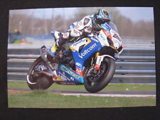 Photo Voltcom Crescent Suzuki GSX-R1000 2015 #22 Alex Lowes (GBR) WSB Assen #1