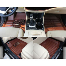 NEW! Car Inner Foot Mat Pads Cover 5 Seat For Toyota Highlander 2015