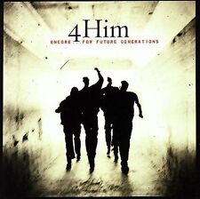 Encore...For Future Generations by 4Him (CD, Jan-2006, INO Records)