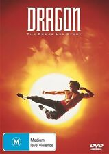 DRAGON The Bruce Lee Story DVD R4