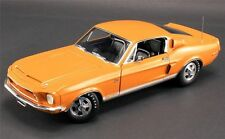 ACME 1968 FORD SHELBY MUSTANG GT 500 KR ORANGE WT 5014 #3 1:18*New!
