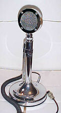 NOS ASTATIC The Silver Eagle Microphone T-UP9-D104 LOLLIPOP MIKE CB RADIO ETC