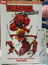 DEADPOOL CORPS PRELUDIO - Ed. PANINI COMICS SCONTO 20%
