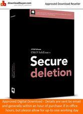 Software O&O-SAFEERASE 8 PRO - 1 utente-PC - (approvato Digital Download)