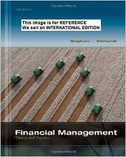 Financial Management: Theory & Practice by Eugene F. Brigham(Int E Paperback)14e