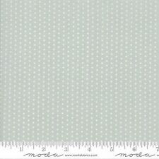 Darling Little Dickens Qlt Fabric 49008-16 Moda, Puddle Polka Dots, New