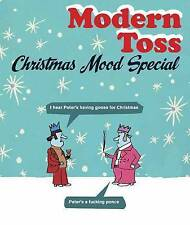 Very Good, Modern Toss: Christmas Mood Collection, Mick Bunnage, Jon Link, Book