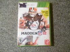 Xbox 360 Madden 12 Football