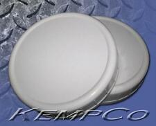 (2) Wide Mouth Plastic Lids for Mason/Ball Jar & HHO Generator Water4Gas Style