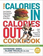 Catherine Jones - Calories In Calories Out Cookb (2014) - Used - Trade Pape