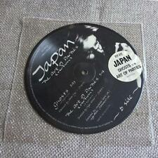 "7""   PICTURE DISC Japan David Sylvian Ghosts / The Art of Parties"
