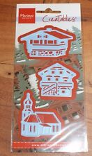 LR0443 CREATABLE - AUSTRIAN VILLAGE (3PCS)