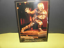 THE HEISMAN MEMORIAL TROPHY POSTCARD- DAC=HOME OF THE HEISMAN BUMPER STICKER
