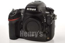 NIKON D800 36.3MP DIGITAL SLR CAMERA BODY/RECERTIFIED