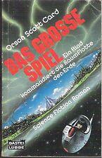 ENDER 1 - DAS GROSSE SPIEL von ORSON SCOTT CARD TB 1986