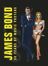 James Bond: 50 Years of Movie Posters, DK Publishing, Very Good Book