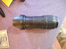 TAMRON AF Aspherical LD (IF) 28-300mm Macro Lens 1:3.5-6.3 for Minolta Sony