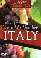 WINES OF CENTRAL AND SOUTHERN ITALY (Italian Vineyards) DVD [V03]