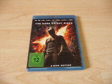 Doppel Blu Ray The Dark Knight rises - 2012