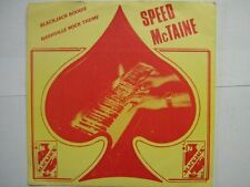 SPEED MCTAINE 45 TOURS BELGIQUE BLACKJACK BOOGIE 1