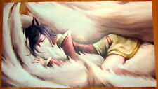 Poster A3 League Of Legends Ahri LOL