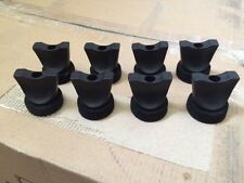 Alesis Cymbal Mount Wing Nut with 8 mm thread - Includes fitted felt - 8 Pack