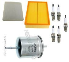 NEW Volvo V70 S60 Premium Tune Up Kit Filters & Fuel & Cabin Air & Spark Plugs