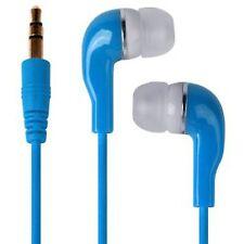 Bleu Ultra Bass Super Son Écouteurs Ecouteurs Pour Samsung Galaxy A8