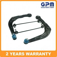 Front Suspension Lower Wishbone Control Arm Kit Fit for Peugeot 206 SW