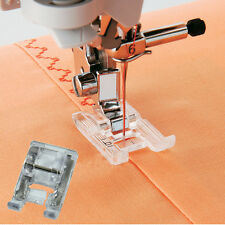 Hot Satin Stitch Presser Foot For Sewing Machine Brother Janome Singer Snap-on