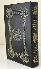 RESISTANCE TO CIVIL GOVERNMENT by Thoreau Easton Press Leatherbound Gilt NF 1993