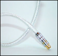 Revelation - Quicksilver - 1.5 Meters/4.9 Feet S-Video Cable