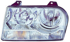 Headlight Assembly Right/Passenger Side Fits 2008 Chrysler 300 w/o Delay Option