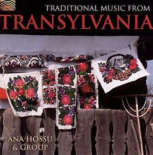 Ana Hossu & Group-Traditional Music From Transyl CD NEW