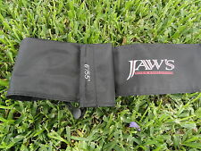 6' Black Jaws Quarter Cut Rod Cover FOR OFFSHORE TROLLING BIG GAME JIGGING ROD