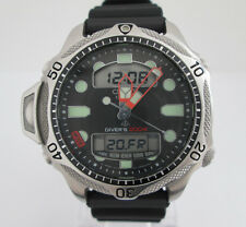 2008 Citizen JP1011-07E Aqualand Promaster Diver 200M Japan Made