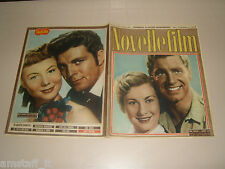 DINAH SHERIDAN=ANTHONY STEEL=MITZI GAYNOR=ROBERTSON DALE=COVER MAGAZINE 1952/227