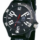 ~~~ German Automatic professional Combat-Diver 20ATM DEEP-SEA 3-D DIAL T0243 ~~~