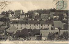 AMBOISE vue générale du château école primaire supérieure