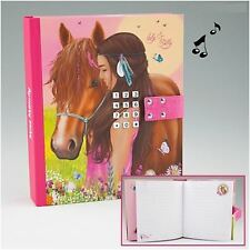 Miss Melody  Secret Code Diary Meadow   with Sound when Opened