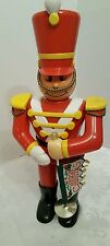 1993 Trendmasters Animated Christmas Magic Musical Toy Soldier Nutcracker 17""