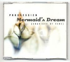 Progression Maxi-CD Mermaid's Dream (Chariots Of Fire) - Vangelis COVER VERSION